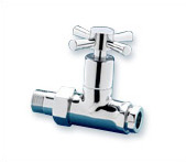 Bathroom Fittings & Products Contemporary radiator valves