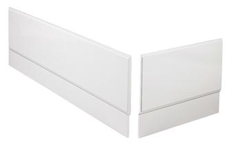 Bathroom Fittings & Products 170cm & 70cm Bath End Panel