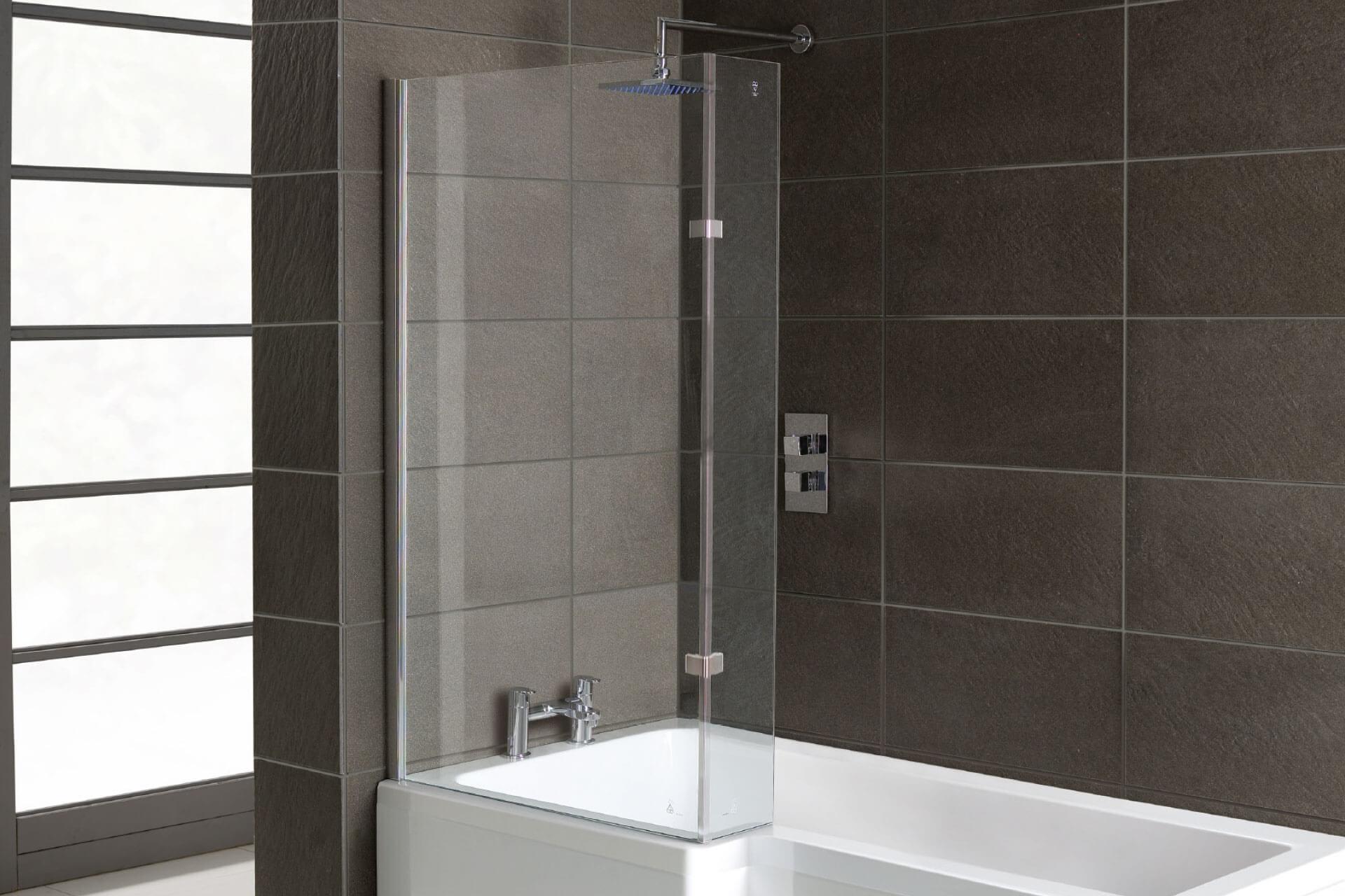 Elle LH Tranquillity Shower Bath UK | Luna Spas
