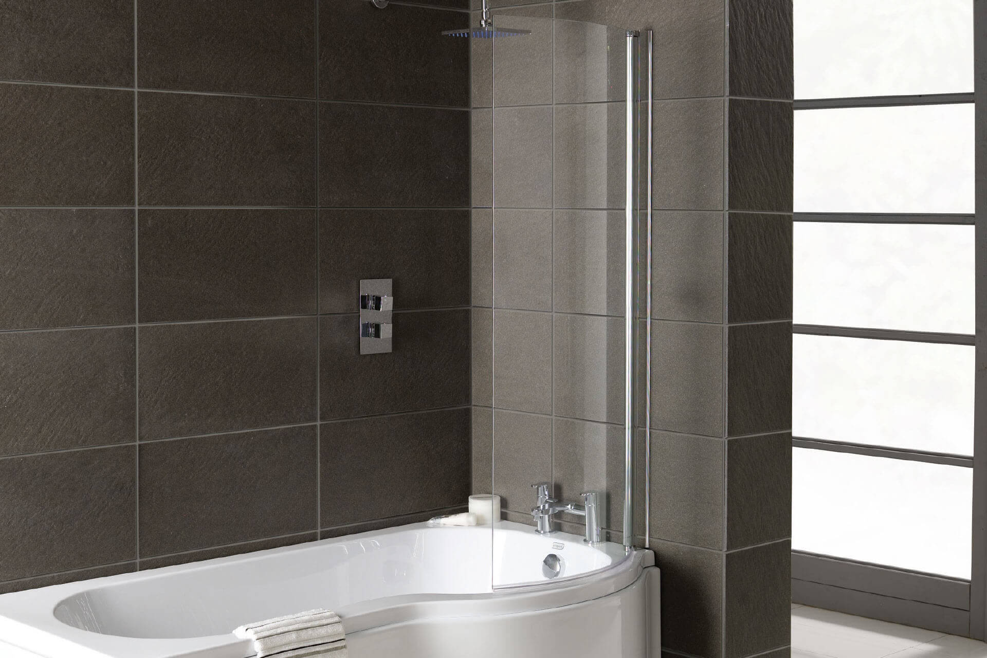 Armis RH Tranquillity Shower Bath UK | Luna Spas