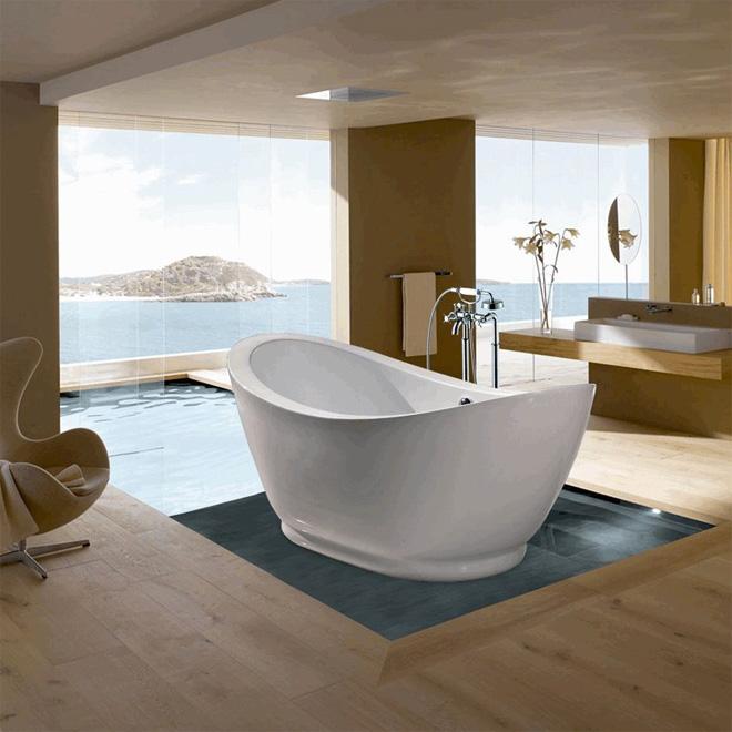 5 great ways to update your tired bathroom - Luna Spas