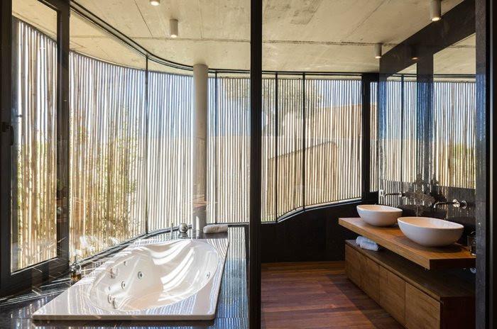 Inspirational Ibiza Bathroom | archilovers.com