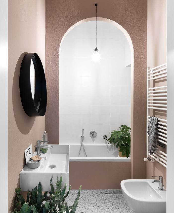 Inspirational Milan Bathroom | archilovers.com