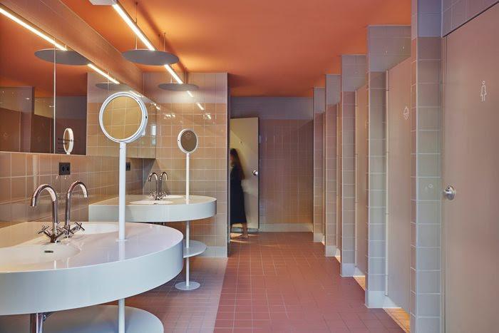 Inspirational Rotterdam Bathroom | archilovers.com