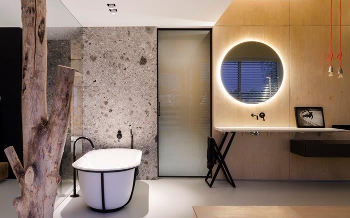 Inspirational Moldova Bathroom | archilovers.com
