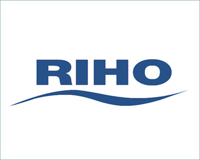 Large baths by Riho