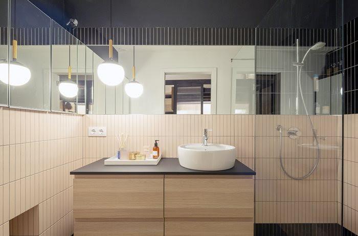Bathroom at The Room - Barcelona, Spain