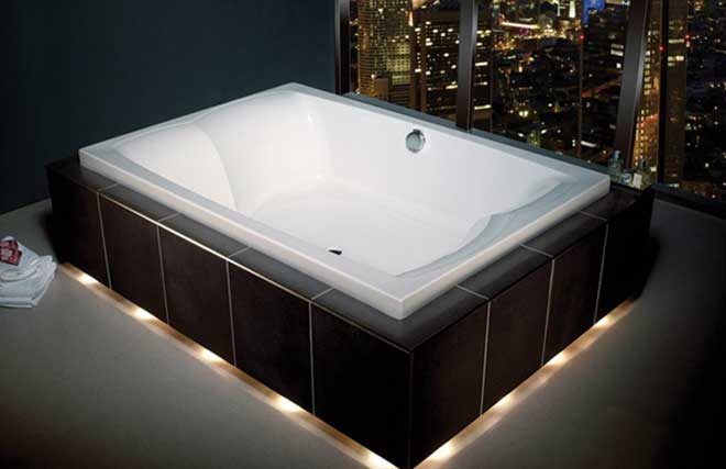Carron Celsius Duo, Tranquility Whirlpool Bath